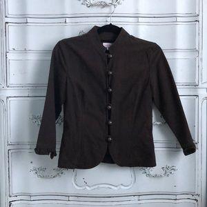 Xhilaration brown jacket size M
